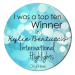Top ten International Highlights winners Badge