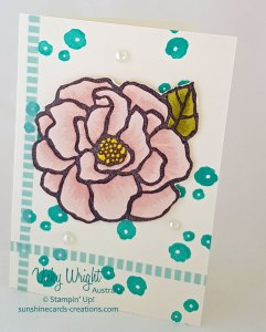 Beautiful Day, 2018 Occasions Catlaogue, Stampin' Blends, Basics Pack 3 Washi Tape