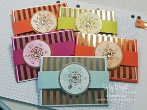Foil Frenzy Speciality DSP, Colorful Seasons, Gift Card Holders