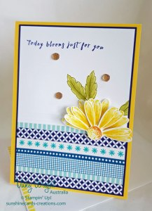 Washi-Tape---Sunflower