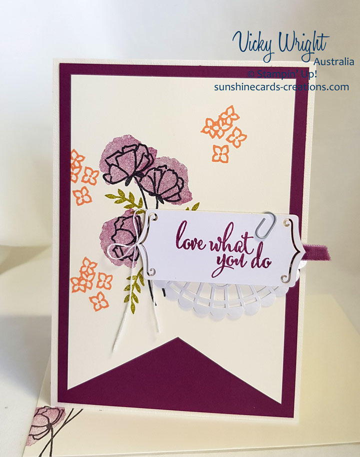 Love What You Do, A Little Mroe, Please Bundle, Stampin' Up!, #lovewhatyoudo #subundles #makeacardsendacard #vickywright #stampinup
