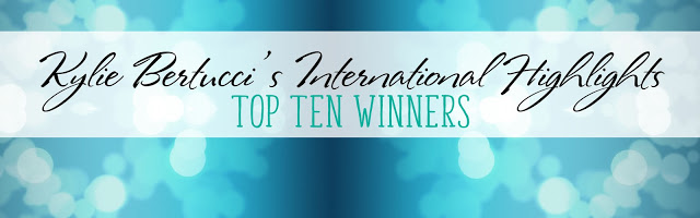 Top Ten international Highlights Winners only