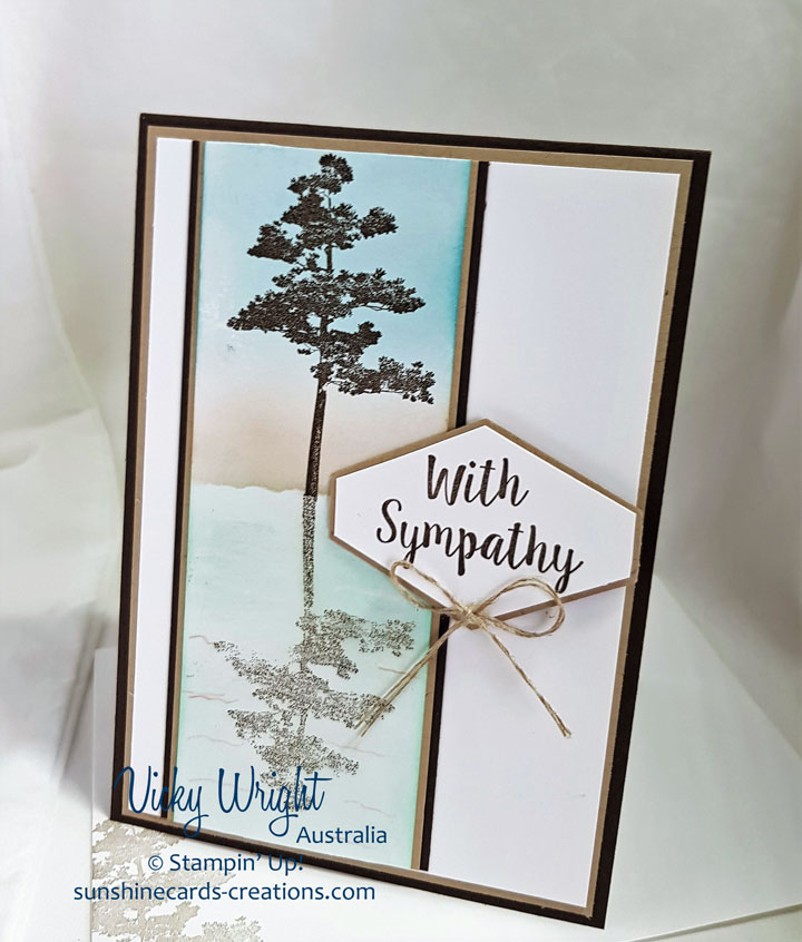 Rooted in Nature Bundle, Rooted in Nature, Nature's Roots Framelits, Free Tutorial, Stampin' Up! #rootedinnaturebundle #rootedinnature #naturesroots #freeutorial #stampinup