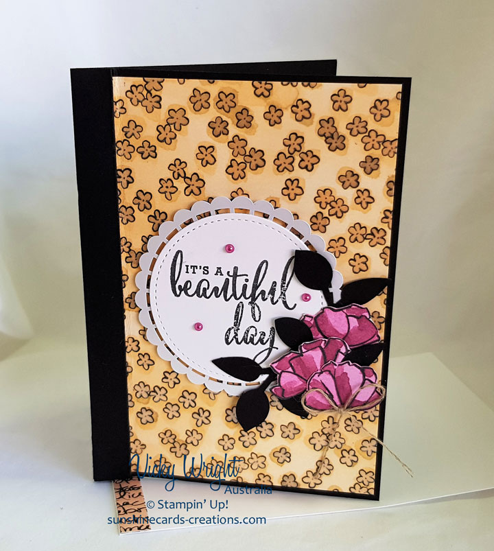 Share What You Love Suite, Love what You Do, Share What You Love DSP, Free Tutorial, Stampin' Up! #sharewhatyoulovesuite #lovewhatyoudo #sharewhatyoulovedsp #freetutorial #stampinup #loveitchopit