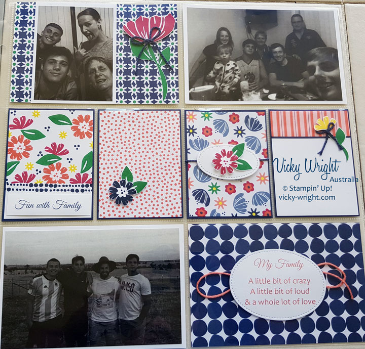 2019 Occasions Catalogue, Happiness Blooms Suite, Bloom by Bloom, Free Tutorial, Stampin' Up!, #bloombybloom #happinessbloomssuite #stampinup #vickywright