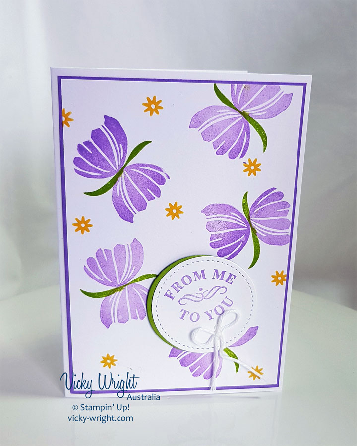 #bloombybloom #2019occasionscatalogue #freetutorial #stampinup #papercrafts #cards