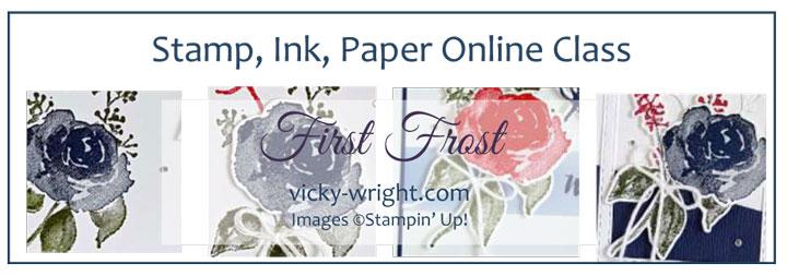 First-Frost-Online-Class